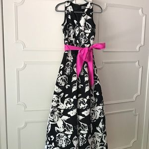Eliza J Evening Gown (Summer/Fall)